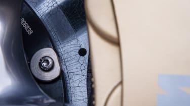 BMW M3 - Carbon ceramic brakes