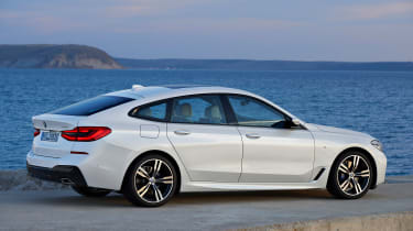 BMW 6-series GT - rear 3.4 static 2
