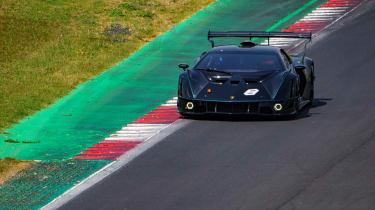 Lamborghini Essenza SCV12 – front
