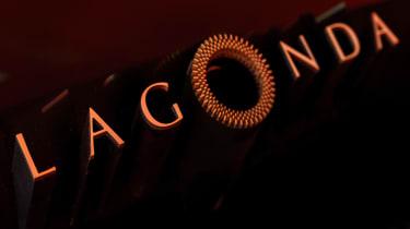 Aston Martin Lagonda Concept – lagonda badge