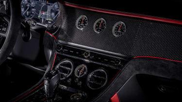 2021 Bentley Continental GT Speed - static dash 3