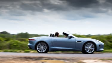 Jaguar F-type review - in pictures   evo