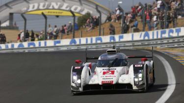 Le Mans 24 Hours 2014 report