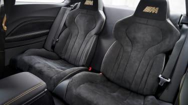 BMW M Performance Parts Concept – rear seats