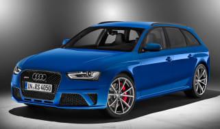 Audi RS4 Nogaro