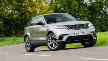 Range Rover Velar P380 First Edition - front static