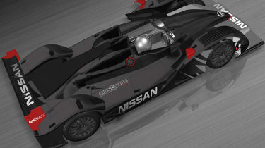 Nissan returns to Le Mans as LMP2 engine supplier
