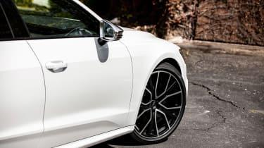 Audi S7 TDI - wheel arch