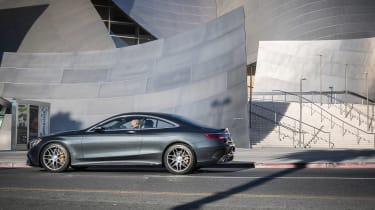Mercedes-AMG S36 Coupe - profile