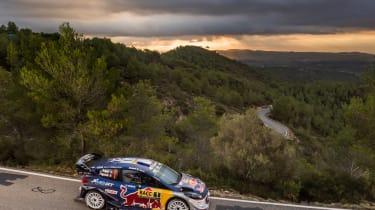 WRC Rally Catalunya - Ford