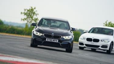 evo Trackday Bedford 27AUG - BMW M3