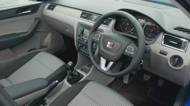 2013 Seat Toledo 1.6 TDI interior
