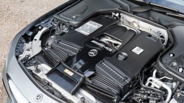 Mercedes-AMG E63 Estate - Engine
