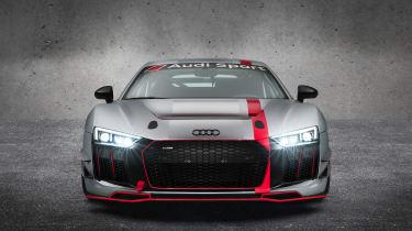 Audi R8 LMS GT4 front