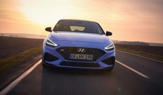 2021 Hyundai i30 N – tracking