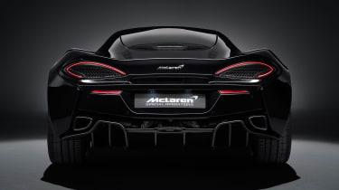 McLaren 570GT Black Collection - rear