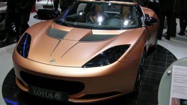 Lotus Evora Hybrid