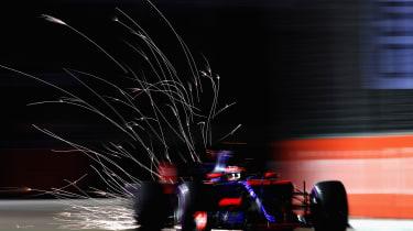 F1 Singapore - TR