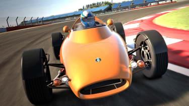 Gran Turismo 6 screenshot LCC Rocket