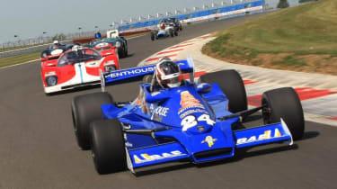 2011 Silverstone Classic motorsport event