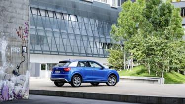 Audi Q2 - press rear quarter