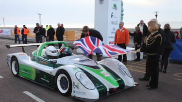 2011 RAC Future Car Challenge Radical EV