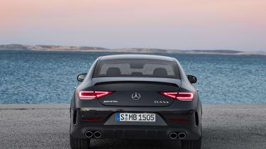 Mercedes-AMG CLS53 – rear