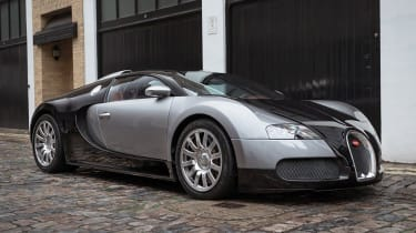 Used car deals Bugatti