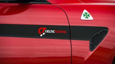 Celtic Tuning Alfa Romeo Giulia Quadrifoglio - Decal