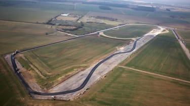The UK's newest circuit - Blyton Park