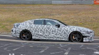 Mercedes-AMG GT Concept SPY - profile