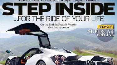 August 2012 issue of evo Magazine