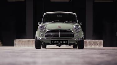David Brown Automotive Mini Remastered front3