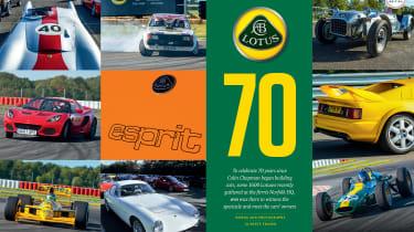 evo issue 255 - Lotus
