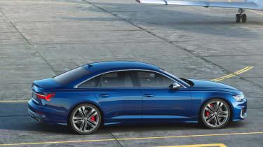 Audi S6 saloon - Audi S6 saloon - isde
