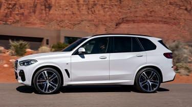 2018 BMW X5 - side