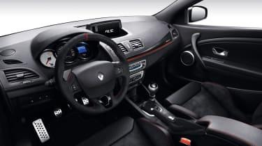 Renault Megane 275 Trophy details and pictures