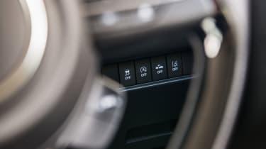 Suzuki Swift Sport - buttons