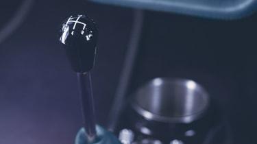 David Brown Automotive Mini Remastered gearstick