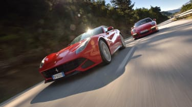 ECOTY 2013: Ferrari F12 Berlinetta