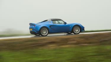 Lotus Elise Sport 220 - Side