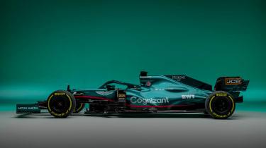 2021 Formula 1 racers – AMR 2