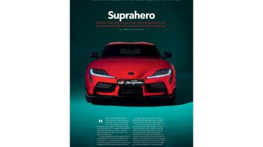 evo issue 258 Toyota Supra