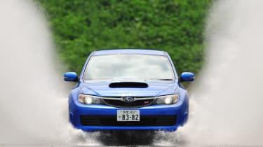 Subaru Impreza WRX STi Spec C | Evo