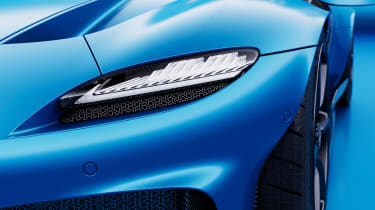 Alpine A110 GTA concept –