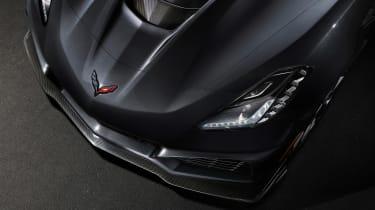 Corvette ZR1 - bonnet