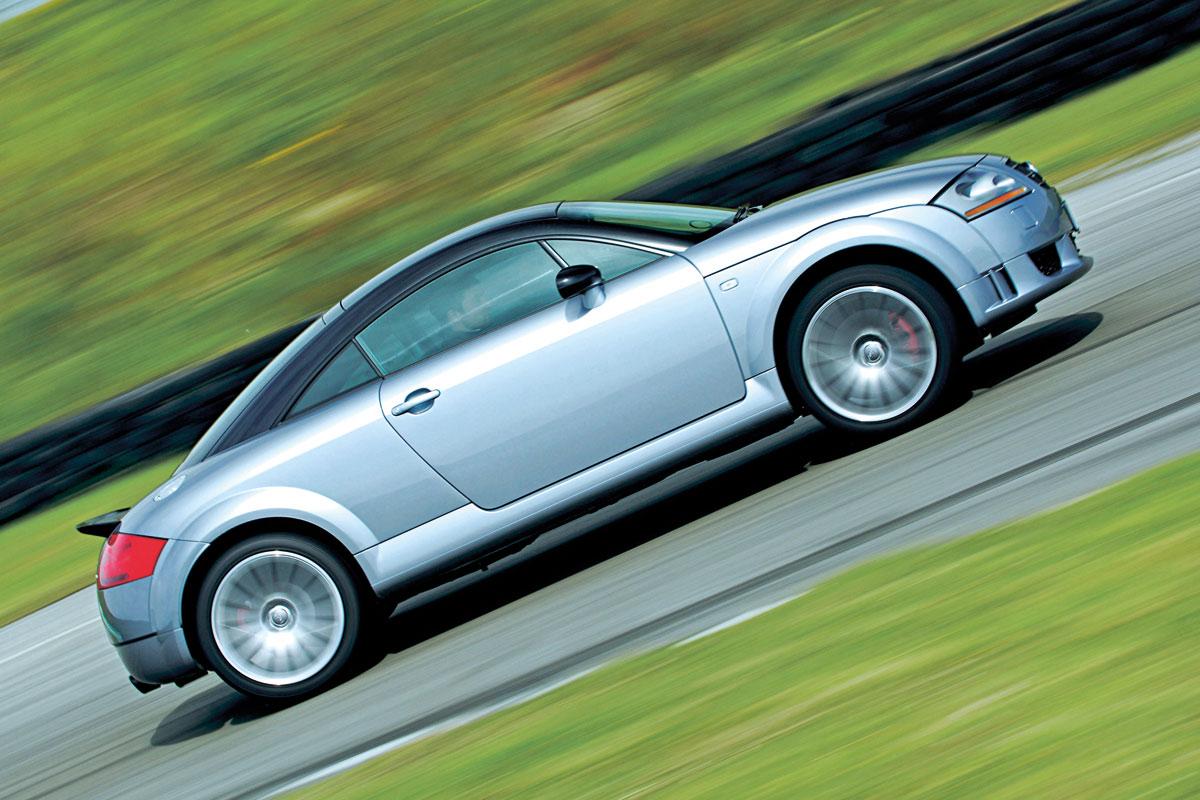 Audi TT mk1 buying checkpoints | Evo