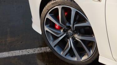 Vauxhall Insignia GSi – brakes