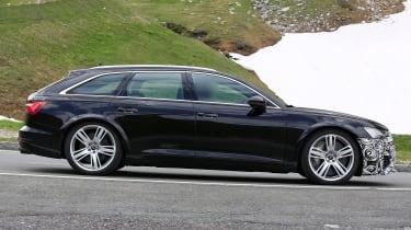 Audi RS6 Avant spy -