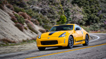 2018 Nissan 370Z Heritage Edition - Front